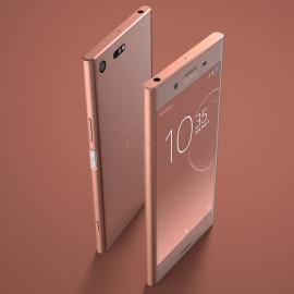 Xperia XZ Premium можно предзаказать в цвете «розовая бронза»