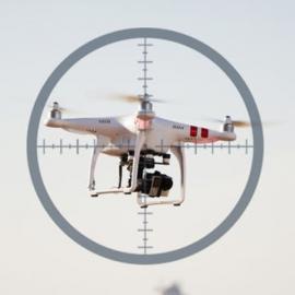 Американским военным разрешили стрелять по дронам