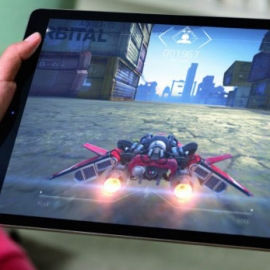 iPad Pro ������� 4 ��������� ����������� ������