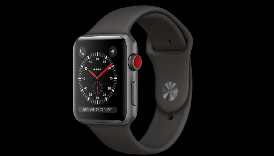 Презентованы Apple Watch с сотовым модулем