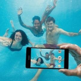 Sony запретила использовать смартфоны под водой
