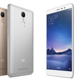 Xiaomi Redmi Note 3 Pro получил новую кастомную прошивку
