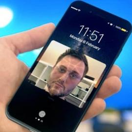 Новый iPhone откроется лишь одному человеку