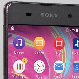 Sony выпустила Xperia X и Xperia XA