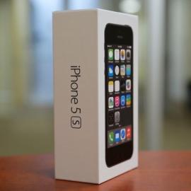 Ритейлеры свернут продажи iPhone 5s до конца года
