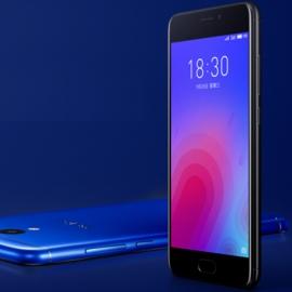 Meizu выпустила псевдометаллический M6 за 11 тыс. рублей