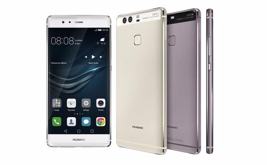 Смартфоны Huawei, выпущенные за последний год