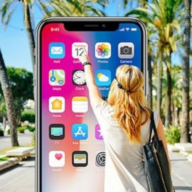 Самый дорогой iPhone X продается в России