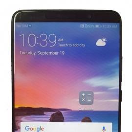 Huawei Mate 10 будет одним из главных конкурентов iPhone X