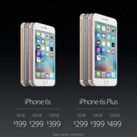 Инфографика: сколько iPhone 6S и iPhone 6S стоят в разных странах?