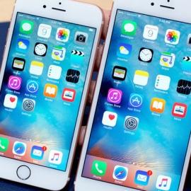 В новом iPhone 6S аккумулятор меньше, чем в iPhone 6
