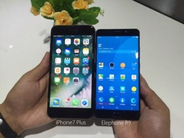 Elephone S7 � ��������� � iPhone 7 Plus