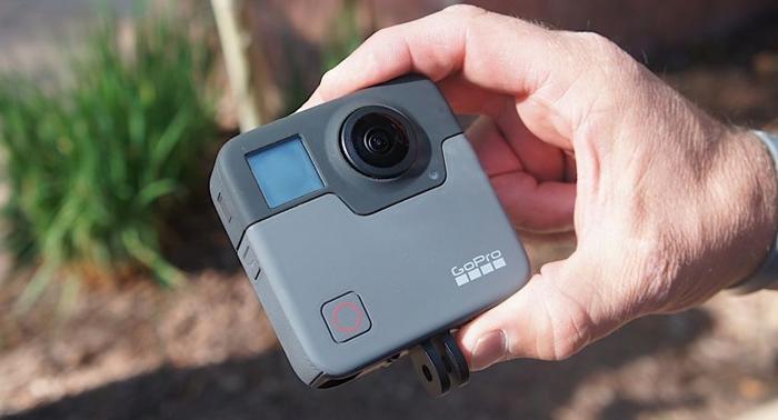 GoPro выпустила экшн-камеру HERO6 Black и360-градусную камеру Fusion