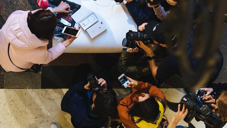 В России стартовали продажи iPhone 8