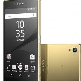 Sony Xperia Z5, Z5 Compact и Z5 Premium представлены официально