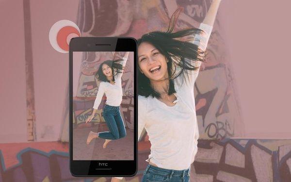 Анонсирован двухсимочный HTC Desire 728G