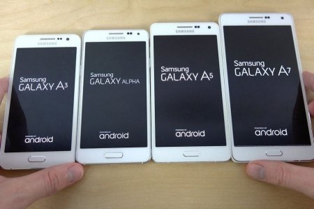 Самсунг Galaxy A7 (2017) появился вбазе GFXBench