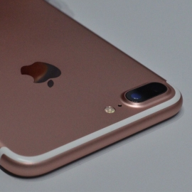 ������� ����������� ������ � iPhone 7 Plus?
