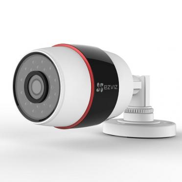 Обзор IP-камеры видеонаблюдения Ezviz C3S