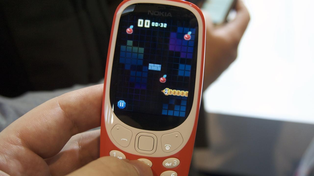 Обзор Nokia 3310: взрыв из прошлого