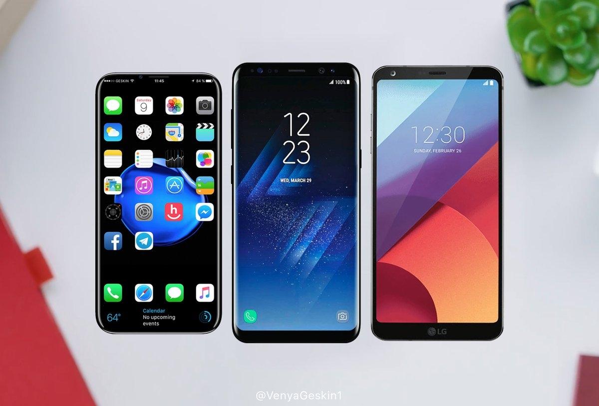 Первые реальные утечки iPhone X. Каким будет главный смартфон осени?