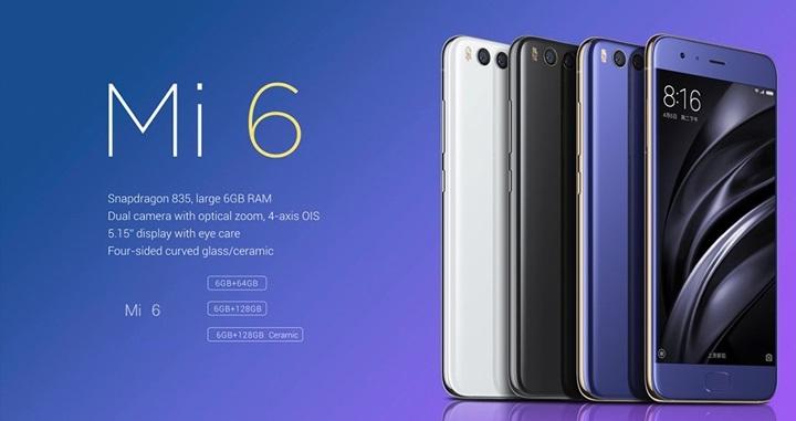Xiaomi Mi6: почему китайский «шпион» может порвать рынок смартфонов