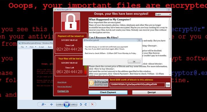 WannaCry: что мы знаем о глобальном вирусе-вымогателе