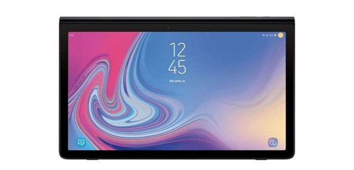 Свежие изображения раскрыли внешность «гиганта» Samsung Galaxy View 2