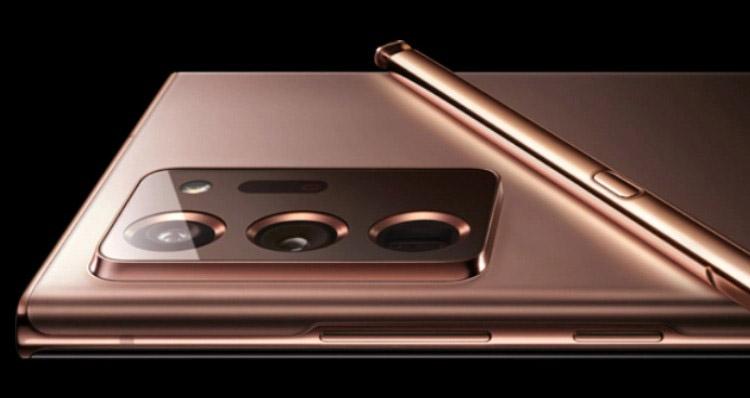 Новый сверхдорогой смартфон Samsung показали на видео