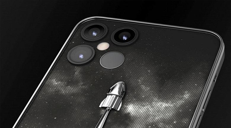 В России представили особую версию iPhone 12 Pro за 365 тысяч рублей