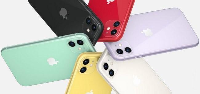 Названы самые популярные в России iPhone