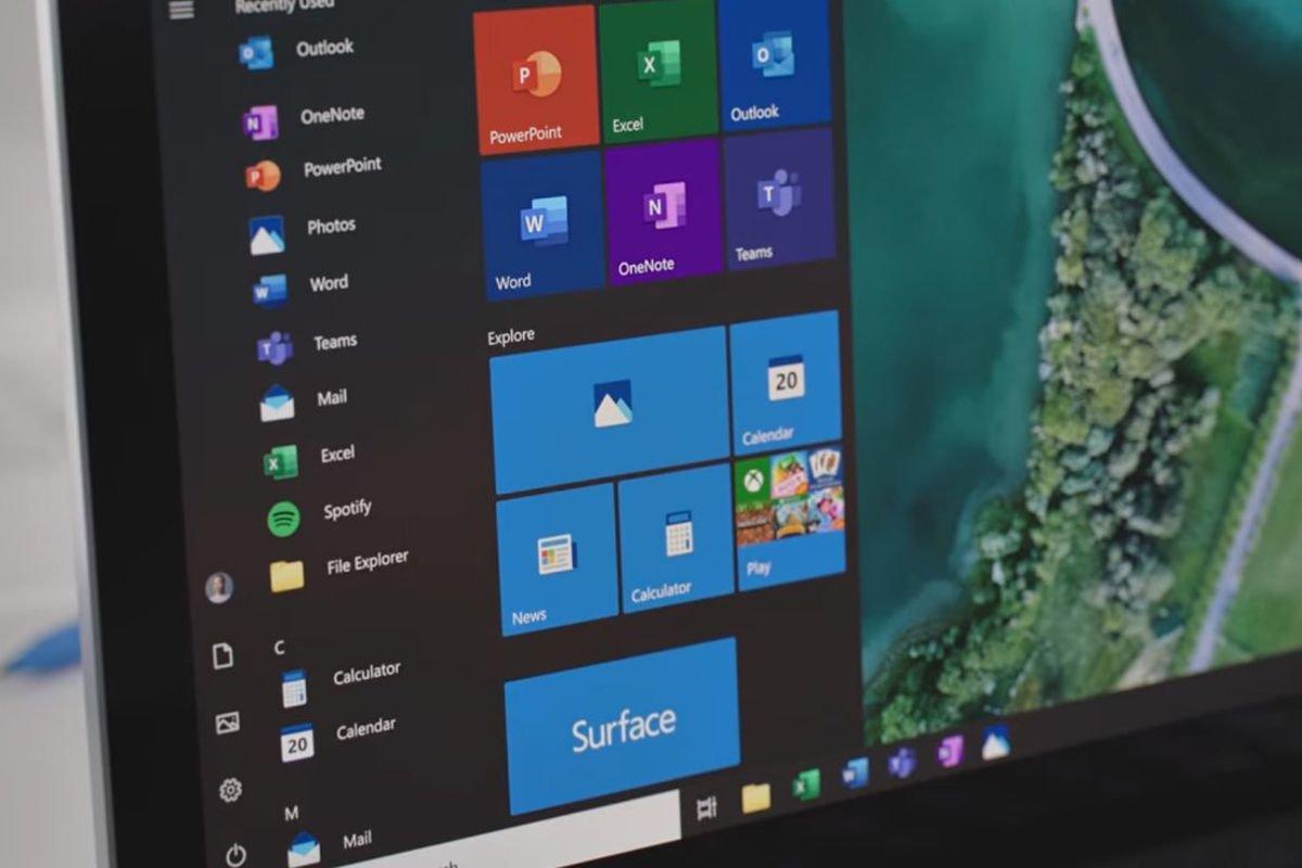 После очередного обновления из Windows пропала кнопка «Пуск»