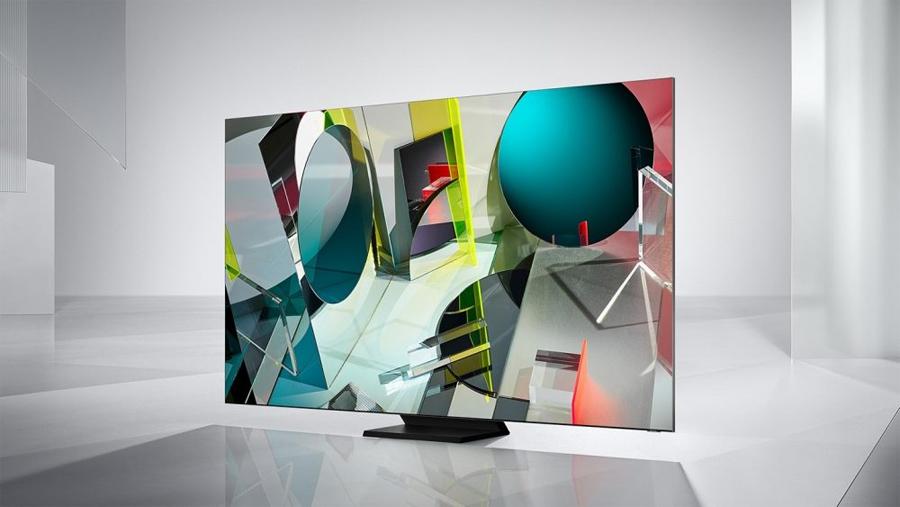 В России начались продажи 8K-телевизоров Samsung за полмиллиона рублей