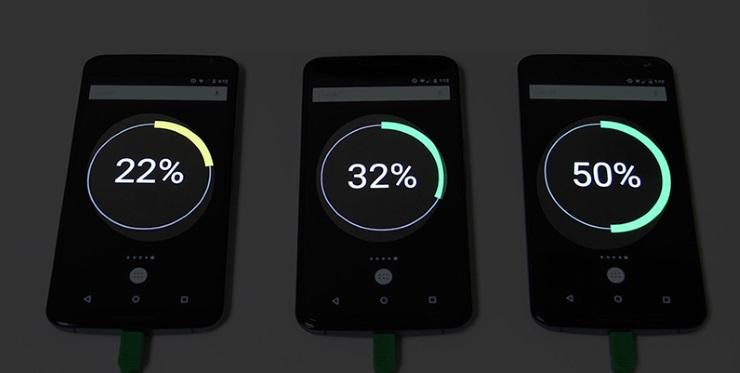 Определена главная опасность быстрой зарядки для смартфонов