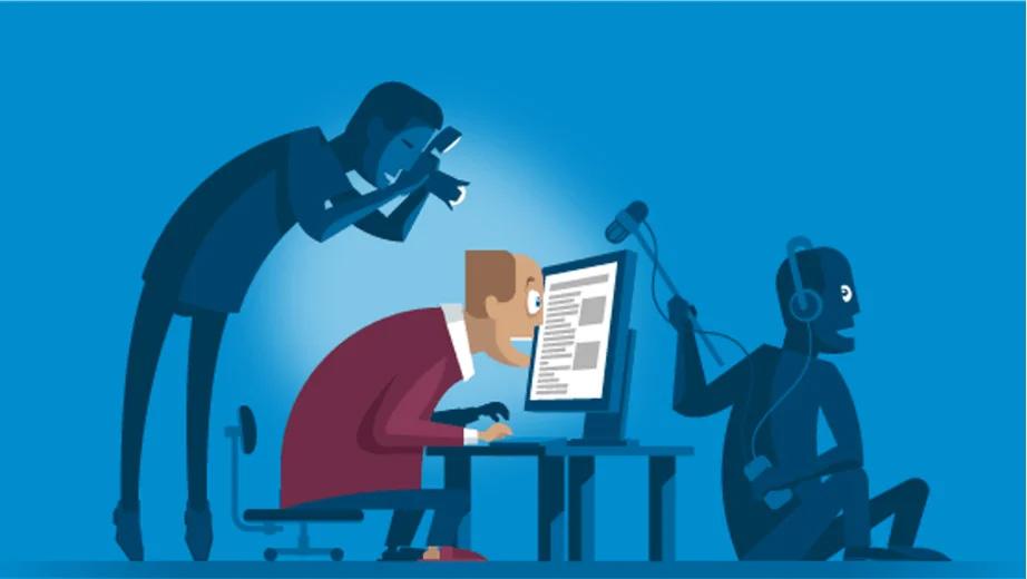 Россиянам объяснили, как выявить слежку в интернете