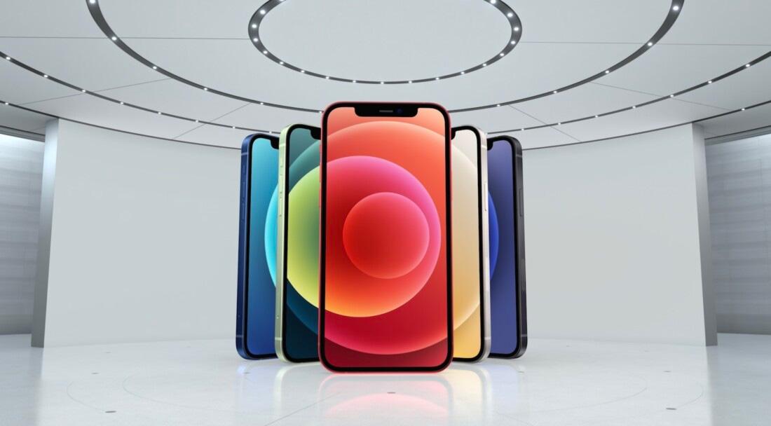 Apple представила сразу четыре iPhone 12. Названы цены в России