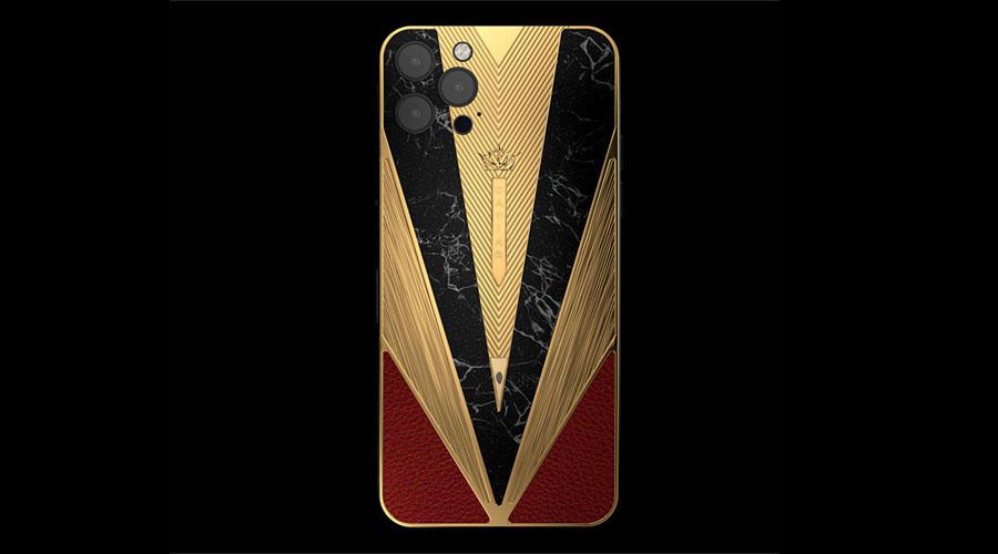 В России выпустили элитный iPhone 12 Pro за 3 млн рублей