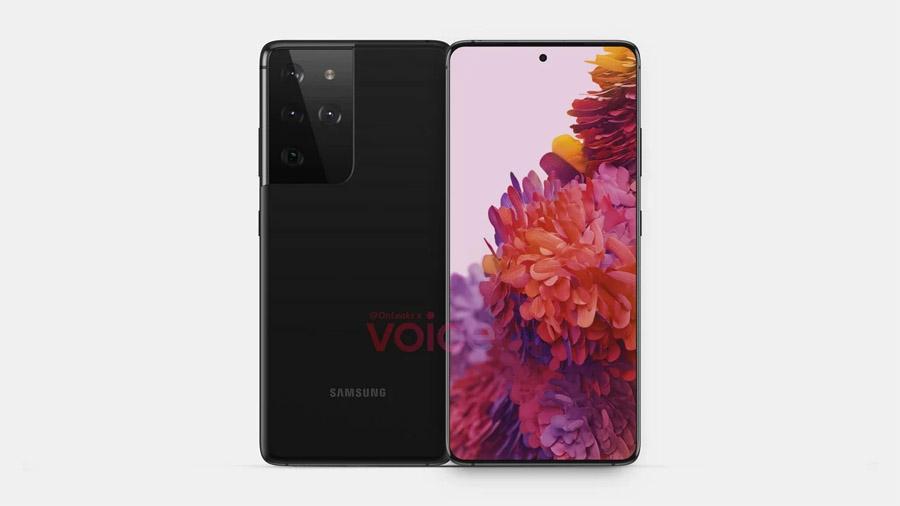 В сеть утекли качественные изображения нового флагманского смартфона Samsung