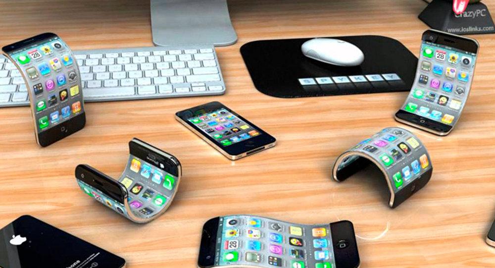 Стали известны сроки выхода первого складного iPhone