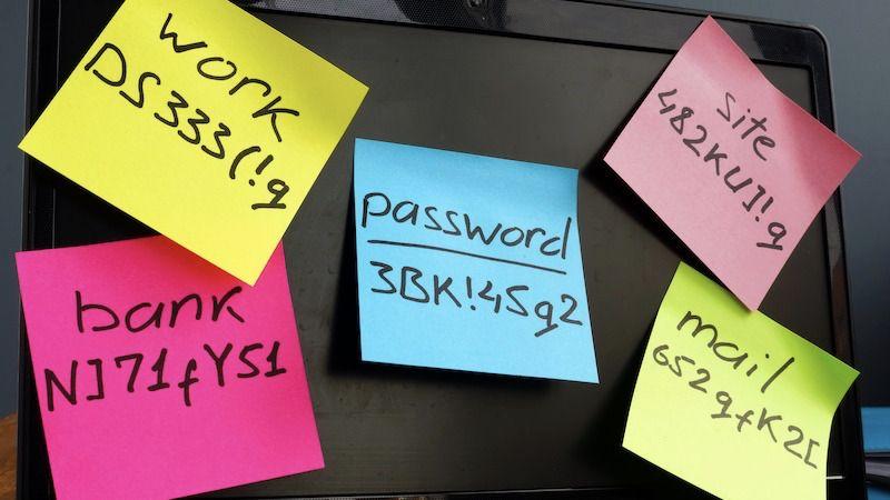 Названы самые плохие пароли 2020 года