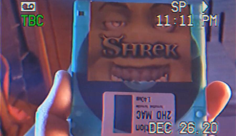 Энтузиаст уместил полнометражный мультфильм на обычной дискете