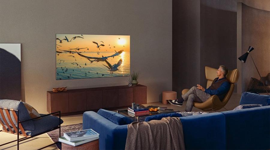 Samsung представила на CES 2021 первые телевизоры с миниатюрными светодиодами