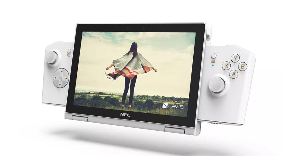 Lenovo представила на CES 2021 портативный игровой компьютер