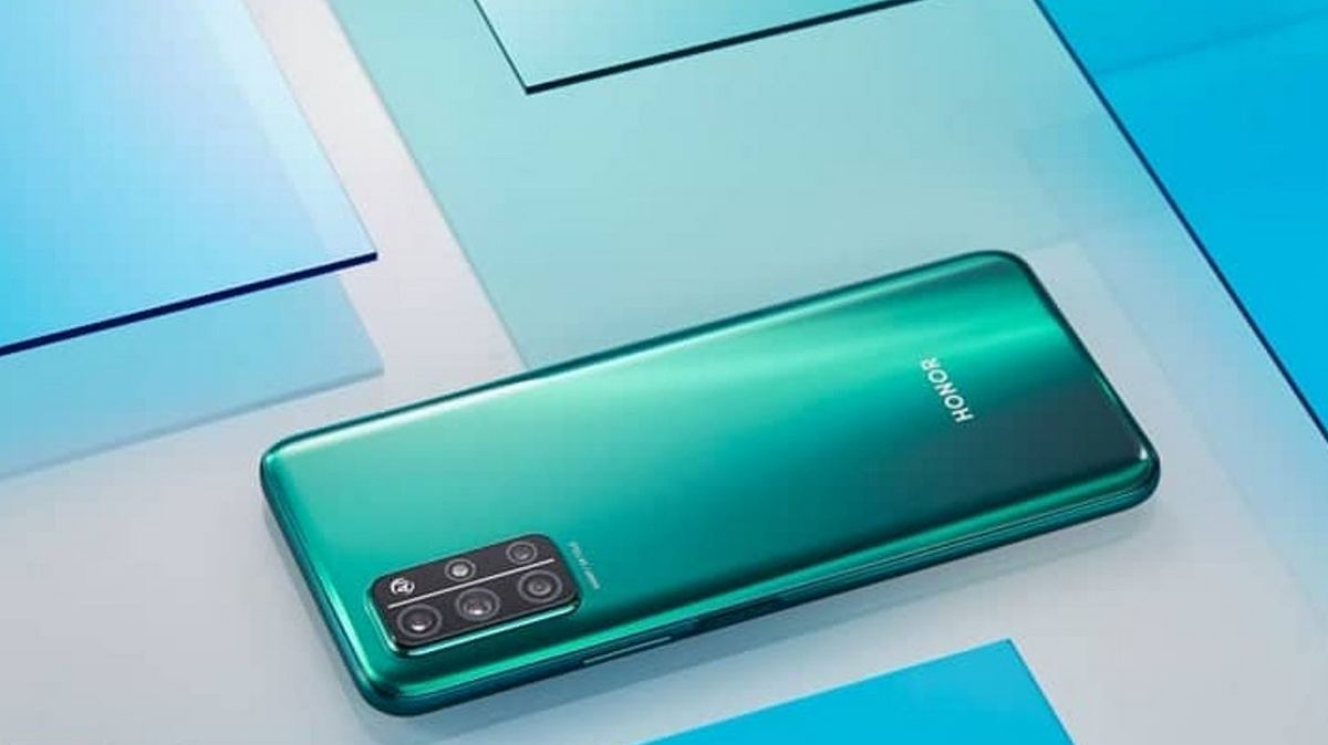 Обзор Honor 30S: мощный смартфон по средней цене