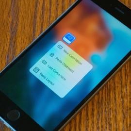Apple iPhone 6S поступил в продажу в России