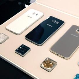 Samsung Galaxy S6 Edge становится прямым конкурентом Apple iPhone 6s