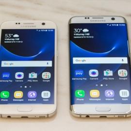 Samsung показала флагманы
