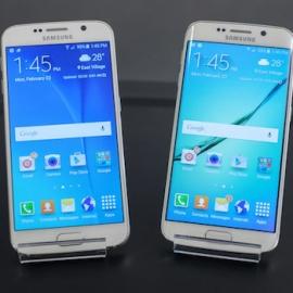 MWC-2015: Samsung анонсировала Galaxy S6 и Galaxy S6 Edge, Samsung Z1 опять задержан