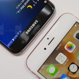 Samsung Galaxy S7 edge vs iPhone 6S Plus