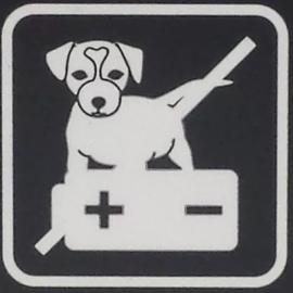 Что означает пиктограмма собаки на аккумуляторе Galaxy S8?